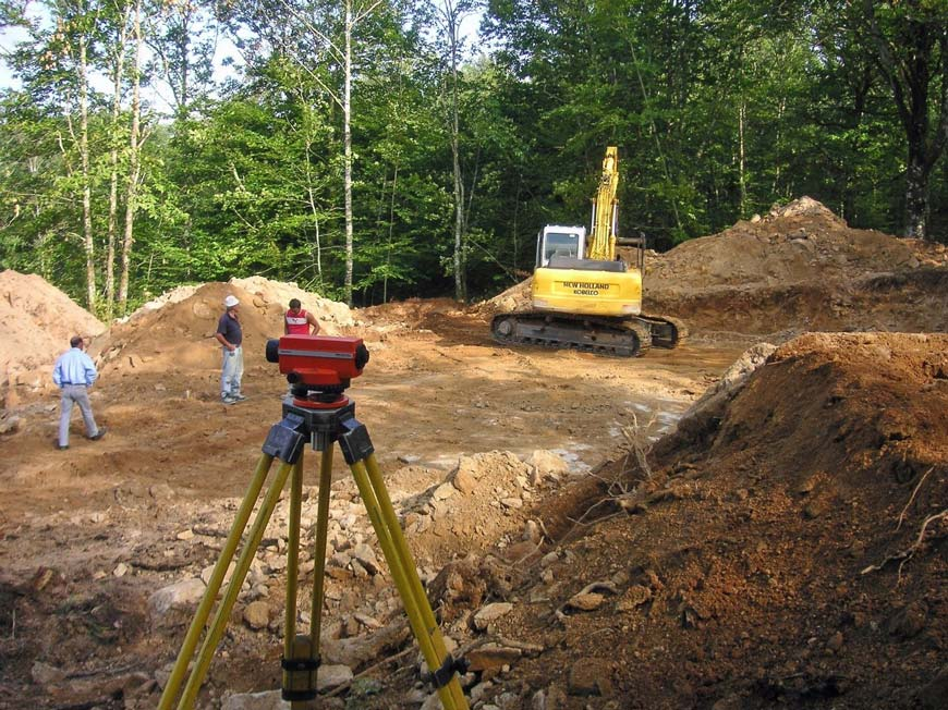 CE-002 Basics of Site Work – PHOTO