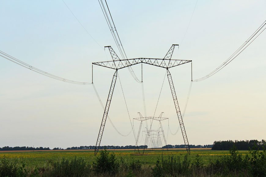 CE-003 Transmission Lines, Towers and Substation – PHOTO