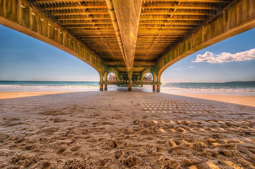 CE-005 Bridge Deck Design – PHOTO