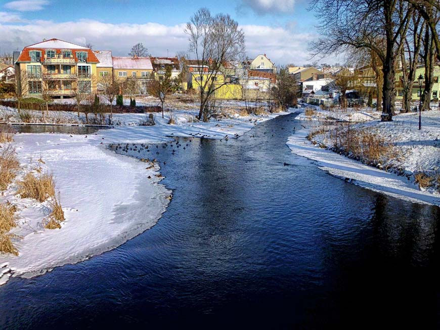 CE-021 Restoring Small Urban Watersheds