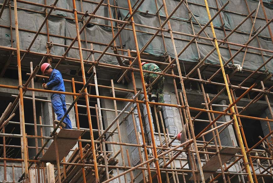 HS-005 Fall Protection in Construction