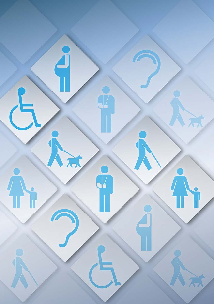 A-005 Americans with Disabilities Act (ADA) – PHOTO