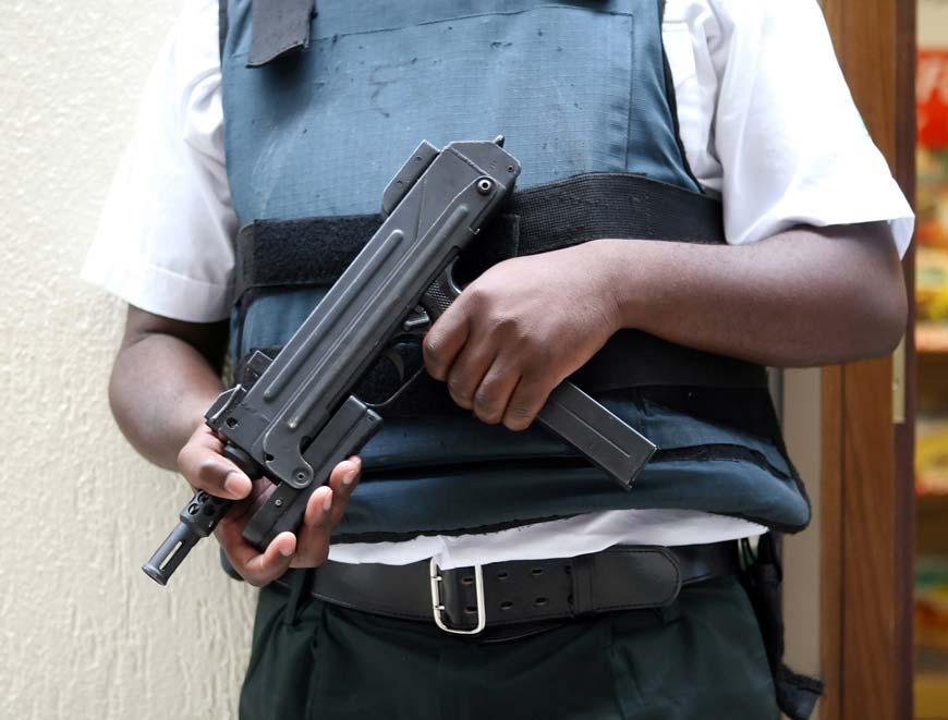 A-007 Building Terrorism Mitigation-Vulnerability Assessment