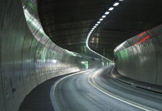 GE-002 Road Tunnel Geometry: 1 PDH