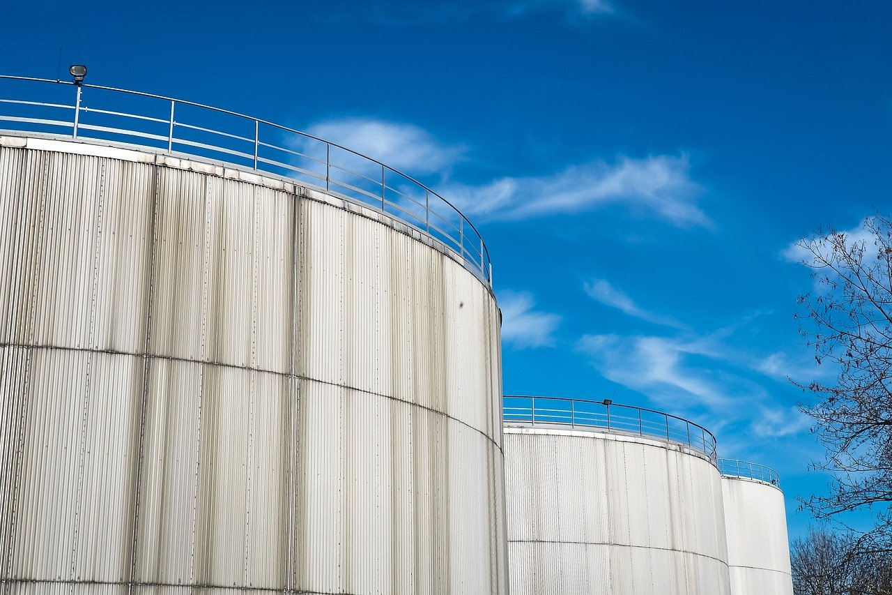 OG-012 Petroleum Fuel Bulk Storage