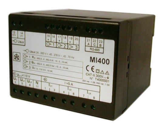 E-059 Measurement Transducers and Synchronizers
