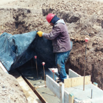 W-CE-031 Cold Weather Concreting: 1 PDH