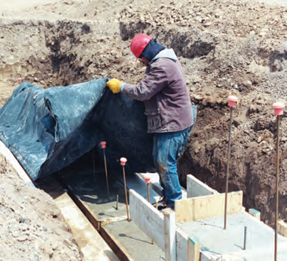 W-CE-031 Cold Weather Concreting