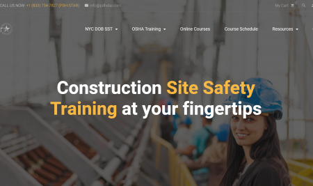 Our new Site Safety Training (SST) web site is here!