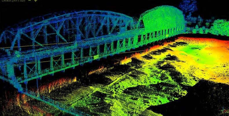 LS-006 Data Acquisition Using LIDAR